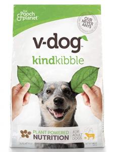 Croquetas veganas para perro