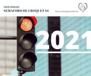 Semaforo de croquetas 2021 portada